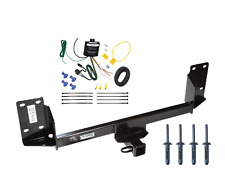 Trailer Tow Hitch For 07-18 BMW X5 All Styles Receiver w/ Wiring Harness Kit