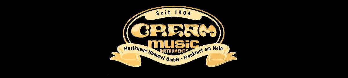 Cream Music Instruments