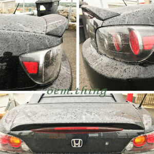 2009 Fit FOR Honda Boot Rear Trunk Spoiler S2000 Roadster Painted #NH547