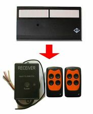B&D CAD4 27MHz 062150 garage door remote update receiver & remote kit