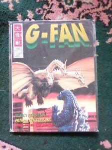 G-Fan #39 Godzilla Magazine (May/June 1999)