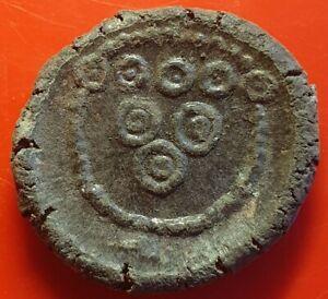 Celtic bronze stater Vindelici