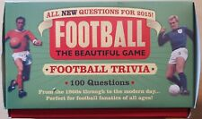 FootBall Trivia Cards 100 Questions Quiz Night Pub Quiz Game Night