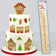 FMM Sugarcraft - Cool Christmas Tappit Cutter - Cake Decoration