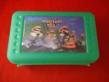 Mario Kart 64 Nintendo 64 N64 Lenticular Pencil Case School Supply Green Box