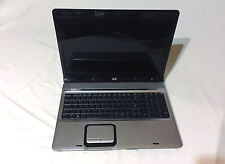 """Laptop - HP Pavilion dv9000 / dv9010us - 17"""" - not working - for parts only"""