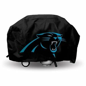 Carolina Panthers BBQ Grill Cover Deluxe