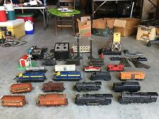 Large Lot of Pre and Post-War Lionel Trains (ex: 671, 204, 152) and Accessories!