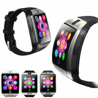 3 Colours Apro Q18 Smart Watch Bluetooth/TF/Camera/MP3/SIM For iOS Android