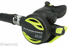Atomic Aquatics B2 Octopus Octo Dive Regulator Scuba Diving 02-0115-3P