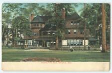 Country Auto Club Cleveland Ohio Mansion 1909 Rare Antique Postcard 25256