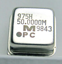 MPC Crystal Oscillator 975H 50.0000MHz New One Lot of 5 Pcs