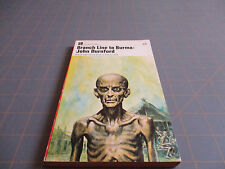 BRANCH LINE TO BURMA BY JOHN DURNFORD  (1966) FOUR SQUARE BRITISH P/B  EDITION