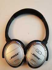 Bose ® QuietComfort ® 3 Acoustic Noise Cancelling Headphones - Black/Silver