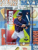 2019 Topps Fire Baseball Flame SP Rookie Card RC KYLE TUCKER Houston Astros #70