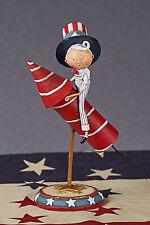 Lori Mitchell™ - Dapper Dan the Rocket Man - Patriotic USA 4th of July - 11031
