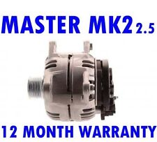 RENAULT MASTER MK2 MK II 2.5 (JD) (FD) 2001 2002 2003 - 2015 RMFD ALTERNATOR