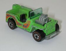 Redline Hotwheels Green 1974 Grass Hopper oc9695