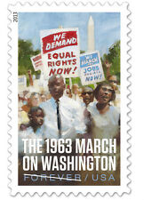4804 The 1963 March On Washington US Single Mint/nh (Free shipping offer)
