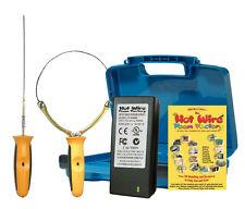 Kit PRO 2 utensili a caldo per taglio polistirolo per hobbistica