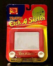 NOS Vintage 1997 Ohio Art Pocket Etch A Sketch Retro Automobile Toy