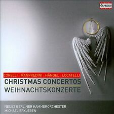 Christmas Concertos, New Music
