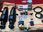 Harley Davidson air ride suspension TOURING! 94-20 **WITH COMPRESSOR BRACKET**