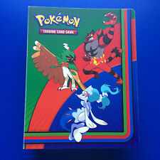 Pokemon SUN & MOON MINI BINDER COLLECTOR'S ALBUM From Alolan Meowth SM51 Blister