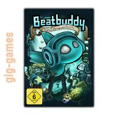 Beatbuddy Tale of the Guardians PC spiel Steam Download Link DE/EU/USA Key Code
