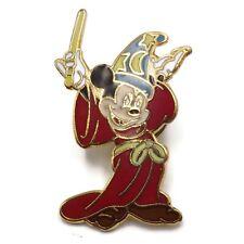 Vintage Disney Micky Mouse Fantasia Enamel Lapel Pin
