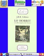 LO HOBBIT J.R.R. Tolkien ADELPHI La Riconquaista del Tesoro Fantasy Didattico