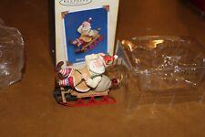 Hallmark Keepsake Ornament 2005 Toymaker Santa Collector Series #5