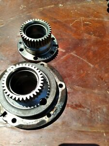 Mazda rx7 Stationary gears front and rear. S4 S5 Turbo II 13b n318 n370 n350