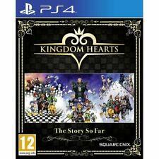 Kingdom Hearts: hasta ahora la historia (PlayStation 4, 2019) ps4