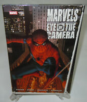 Marvels: Eye of the Camera Busiek Marvel Comics HC Hard Cover Brand New Sealed