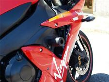 YAMAHA R1 FAIRING CRASH MUSHROOMS PROTECTORS SLIDERS BUNGS BOBBIN 2002 2003 R6B5