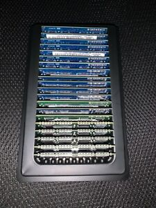 MIXED OEM Lot of 20 2GB Memory 1Rx8 PC3-10600S  For Any Laptop RAM 40GB