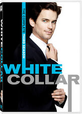 White Collar . The Complete Season 3 . Three . Staffel . Matt Bomer  . 4 DVD NEU