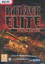 PANZER ELITE SPECIAL EDITION Tank Combat Sim WWII WW2 PC Game - US Seller - NEW!