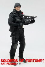 1/6 Art Figures Af-012 Soldiers of Fortune 2 The Expendables Gunner Figure