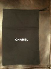 fdf112ed138d3 Chanel Dust Cover / Medium Bag Black Authentic - (8 in x 12.5 in)