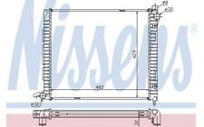 NISSENS Radiador, refrigeración del motor LAND ROVER FREELANDER 64300A