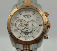 DUWARD Aquastar 100M WR Chronograph