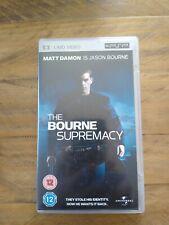 The Bourne Supremacy (UMD, 2005)