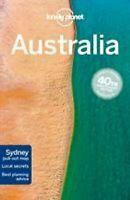 Lonely Planet Australia Guía de Viajes en Rústica