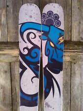 Blizzard Bushwacker Skis 180 cm W/ Salomon STH12 Bindings. 2012 year