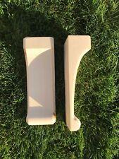 Wooden Corbels (Shelf Brackets) solid pine style S (1 pair)
