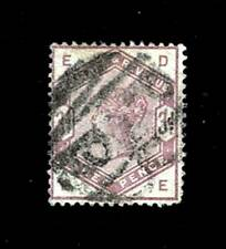 Victorian Great Britain Sc# 102 Used Sg