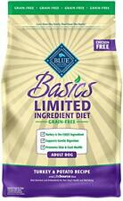 Blue Buffalo Basics Adult Turkey & Potato Recipe Dry Dog Food