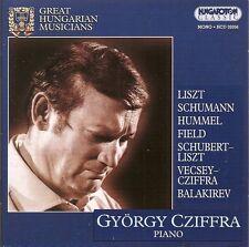 Great Hungarian Musicians / György Cziffra
